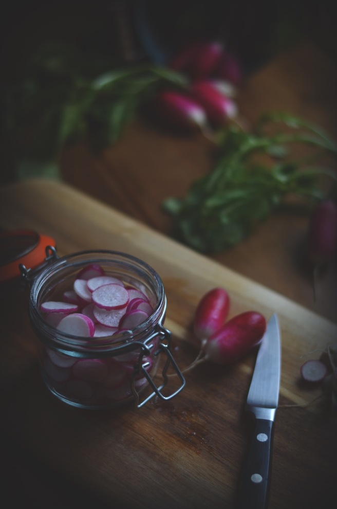 easy radish recipes | conifères & feuillus