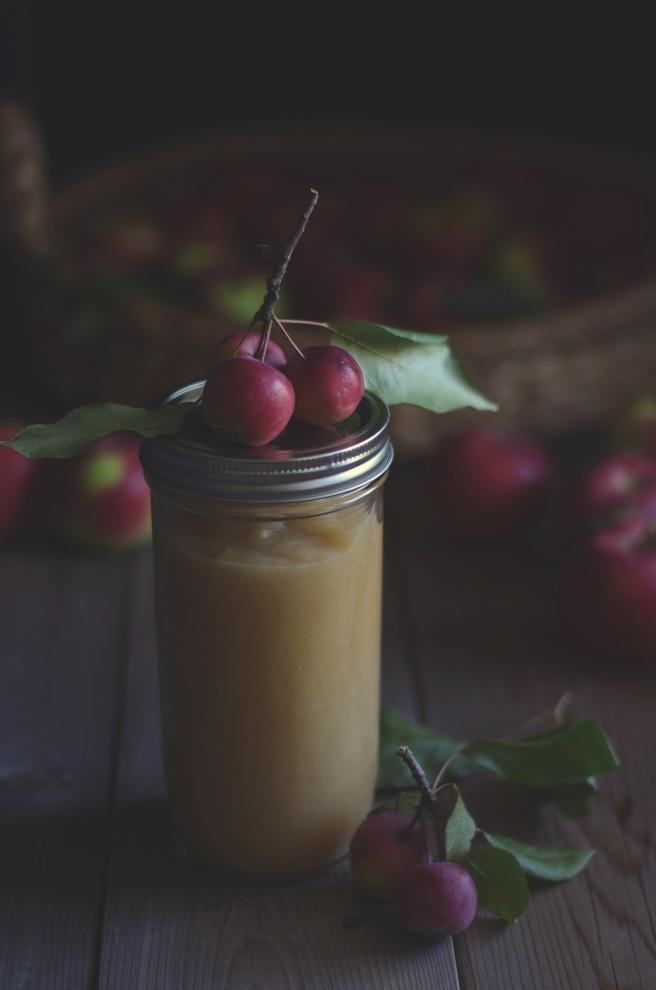 basic applesauce | conifères & feuillus