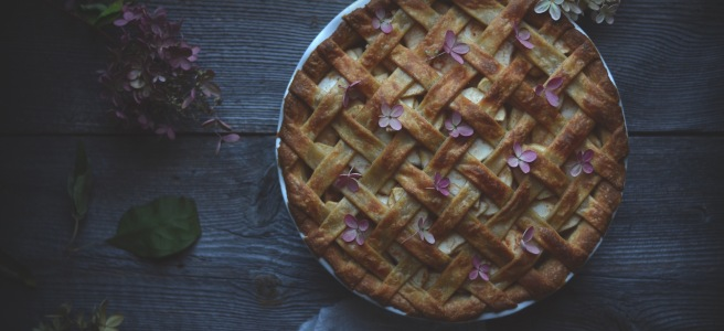 best apple pie recipe | conifères et feuillus food blog