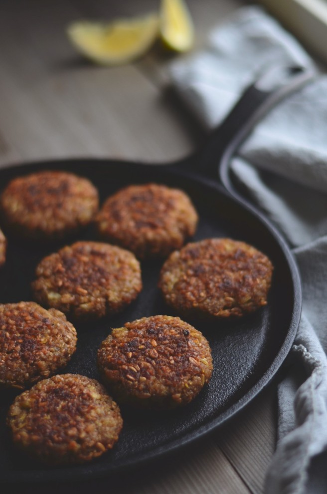 rye and tuna patties | conifères & feuillus