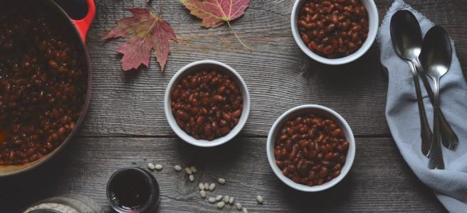 Vegan Baked Beans (Fèves au Lard) | conifères & feuillus