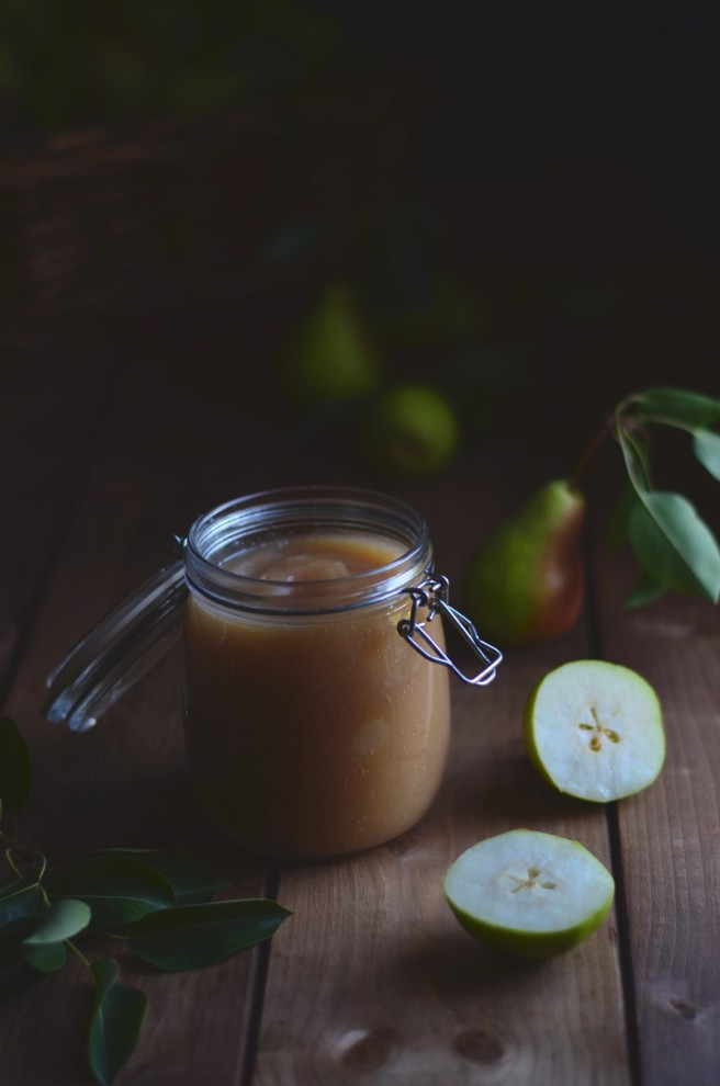 Cardamom Pear Sauce | conifères & feuillus