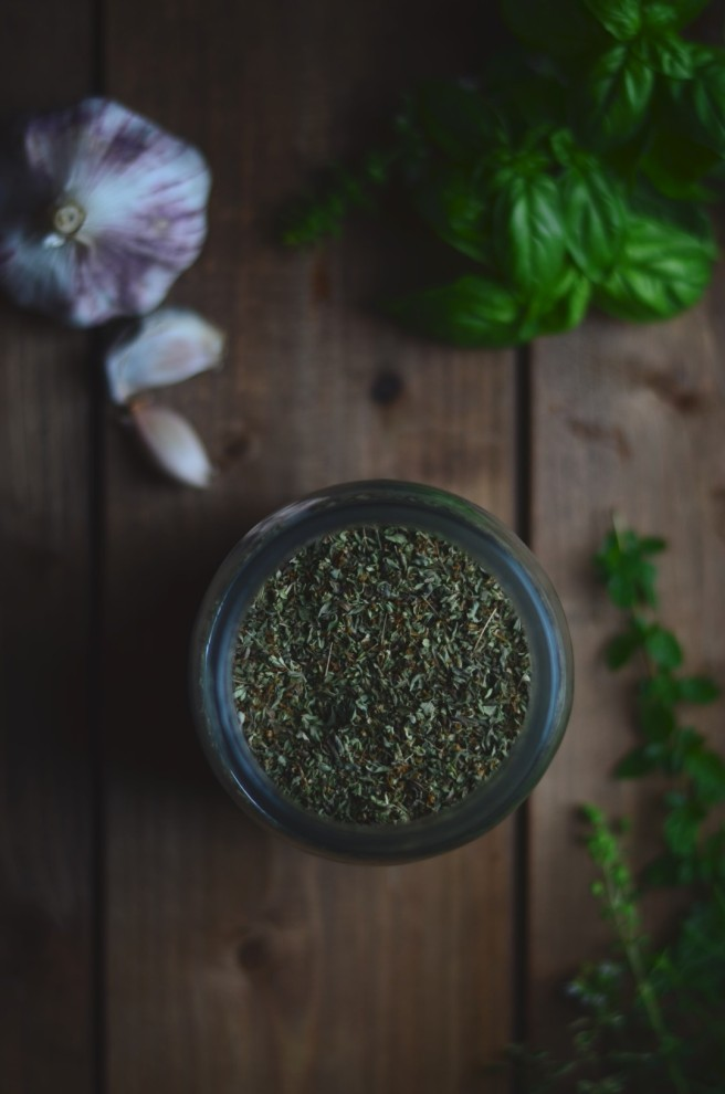 Greek oregano | conifères & feuillus