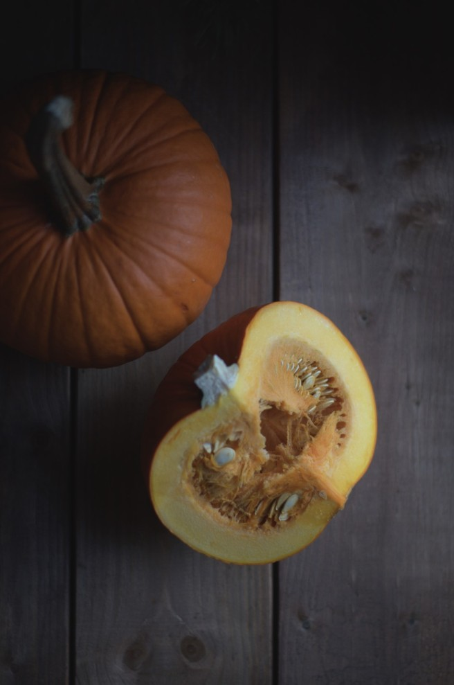 Roasted Pumpkin Seed Hummus | conifères & feuillus