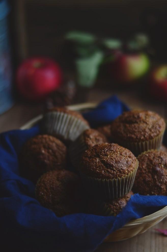 classic buttermilk bran muffins | conifères & feuillus