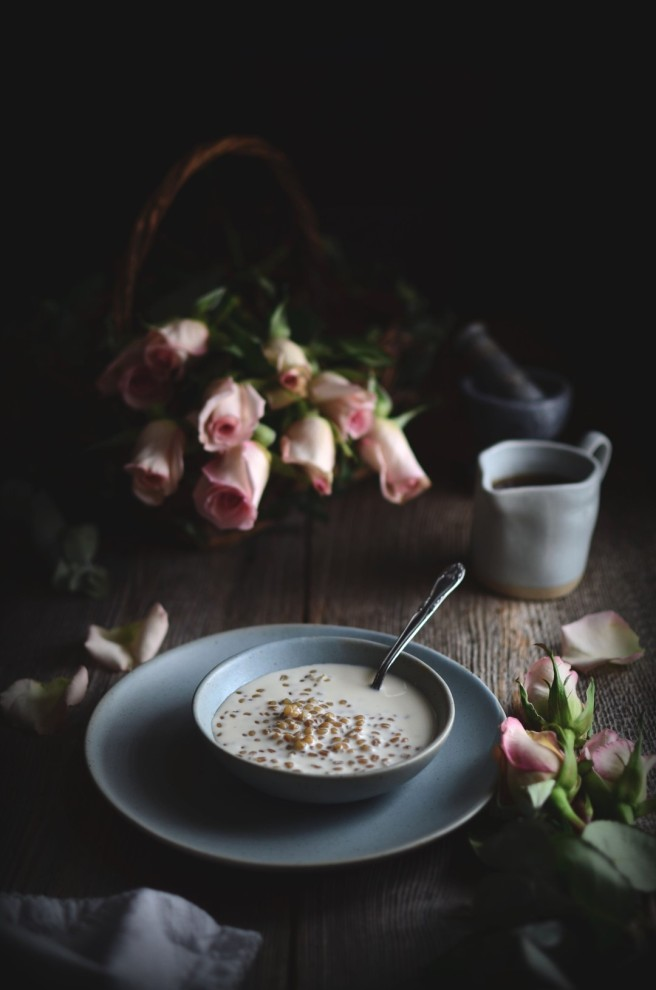 wheat porridge | conifères & feuillus