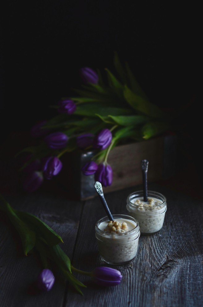 pearl wheat pudding | conifères & feuillus