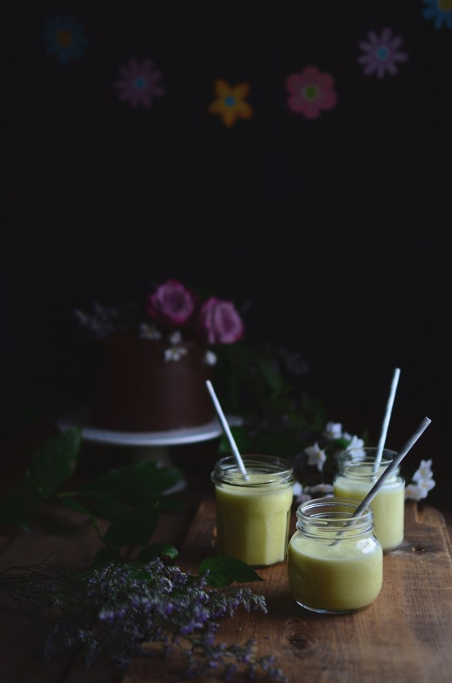 kid-friendly piña colada | conifères & feuillus