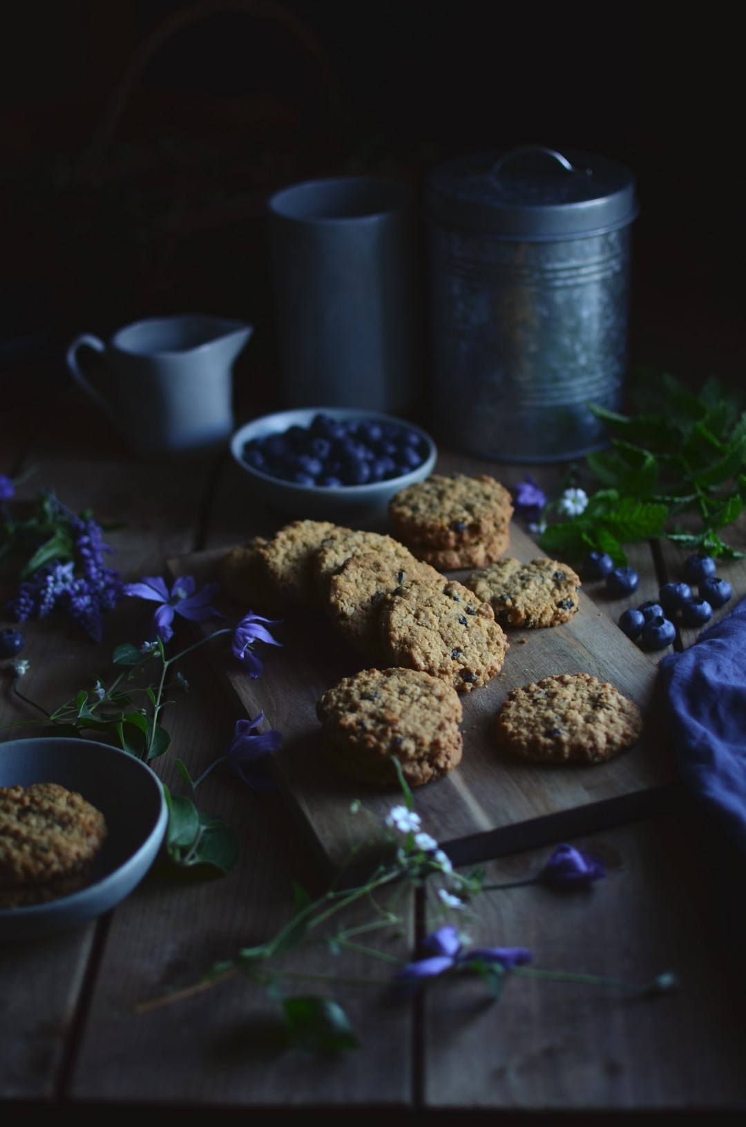 oatmeal cookies | conifères & feuillus