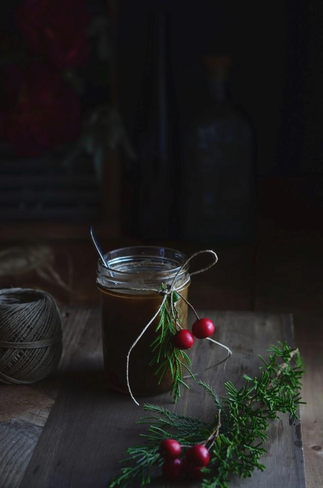 coffee caramel sauce | conifères & feuillus