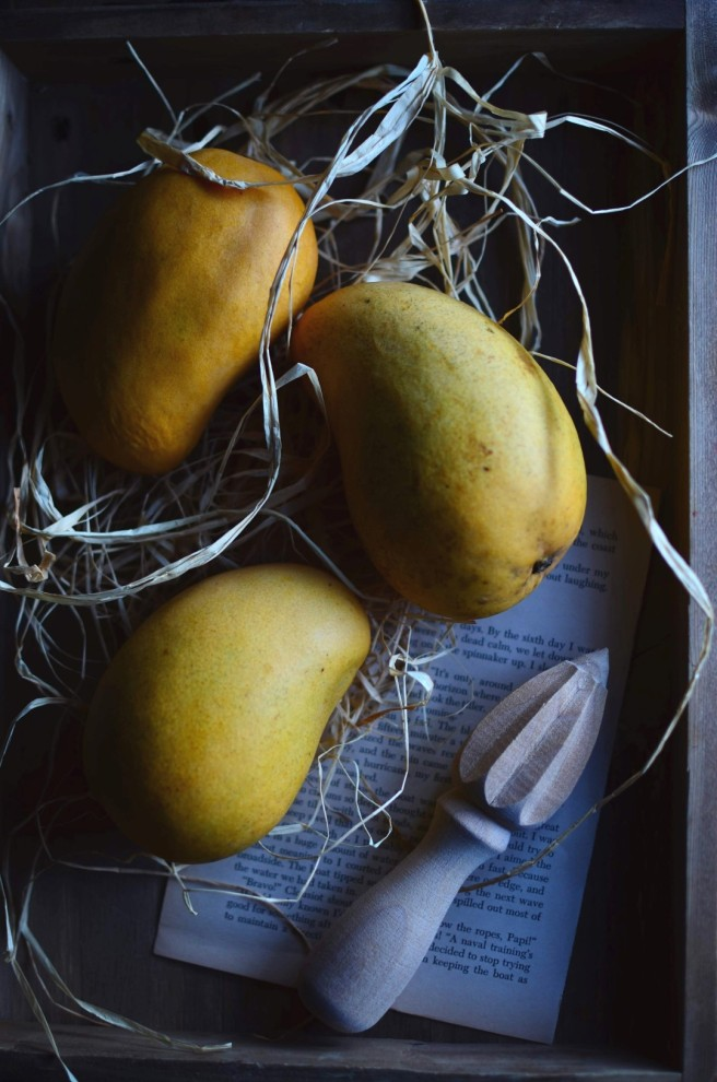 mango lemonade | conifères & feuillus